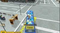 美国大巴车停靠游戏展示7