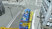 美国大巴车停靠游戏展示9