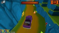 环山路上的货车郎游戏展示1