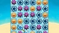 袋鼠岛花朵连消游戏展示1
