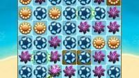 袋鼠岛花朵连消游戏展示3