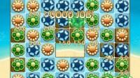 袋鼠岛花朵连消游戏展示5