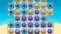 袋鼠岛花朵连消游戏展示6