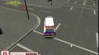 3D救护车停靠第1关