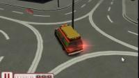 3D救护车停靠第5关