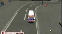 3D救护车停靠第6关