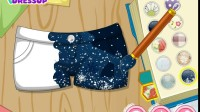 DIY夏季热裤游戏展示1