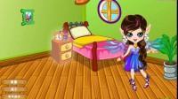 彩虹精灵房间装饰展示
