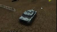 3D坦克停车游戏展示1