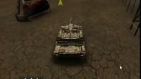 3D坦克停车游戏展示3