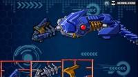 组装机械金刚狼游戏展示