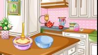 漂亮的彩虹煎饼游戏展示