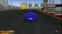 3D跑车漂移大赛游戏展示1