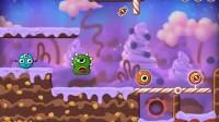 外星人玩转糖果世界第19关