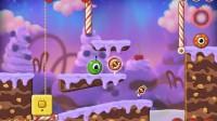 外星人玩转糖果世界第23关