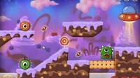 外星人玩转糖果世界第24关