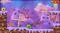 外星人玩转糖果世界第25关