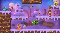 外星人玩转糖果世界第27关