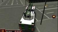 3D消防车第1关