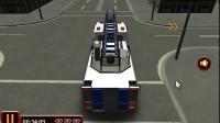 3D消防车第3关