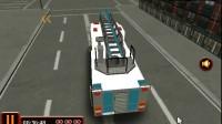 3D消防车第5关