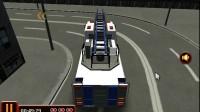 3D消防车第4关