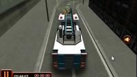 3D消防车第6关