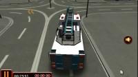 3D消防车第9关