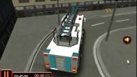 3D消防车第11关