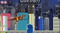 机械恐龙跑酷游戏展示3