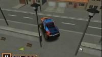3D怪物卡车停车第4关