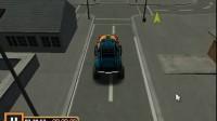 3D怪物卡车停车第3关