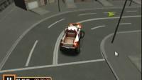 3D怪物卡车停车第6关