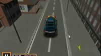 3D怪物卡车停车第9关