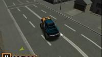 3D怪物卡车停车第10关