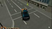 3D怪物卡车停车第12关