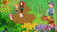可爱宝贝与大自然的约会游戏展示3