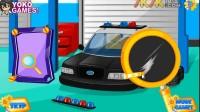 汽车修理店游戏展示1