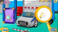 汽车修理店游戏展示3