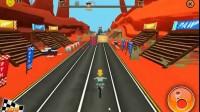 超级摩托车赛游戏展示4