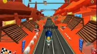 超级摩托车赛游戏展示6