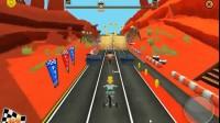超级摩托车赛游戏展示5