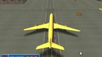 波音客机停靠游戏展示3
