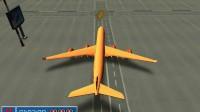 波音客机停靠游戏展示5