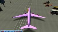 波音客机停靠游戏展示7