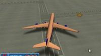 波音客机停靠游戏展示10