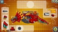 机械三角龙扭蛋游戏展示