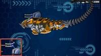 组装机械蝎子游戏展示