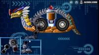 组装机械玄武神兽游戏展示