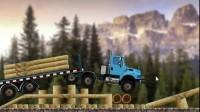 木材运输车第9关